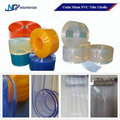 Cuộn màng nhựa PVC tiêu chuẩn